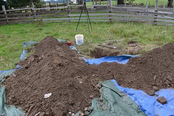 Privy Dig Corral