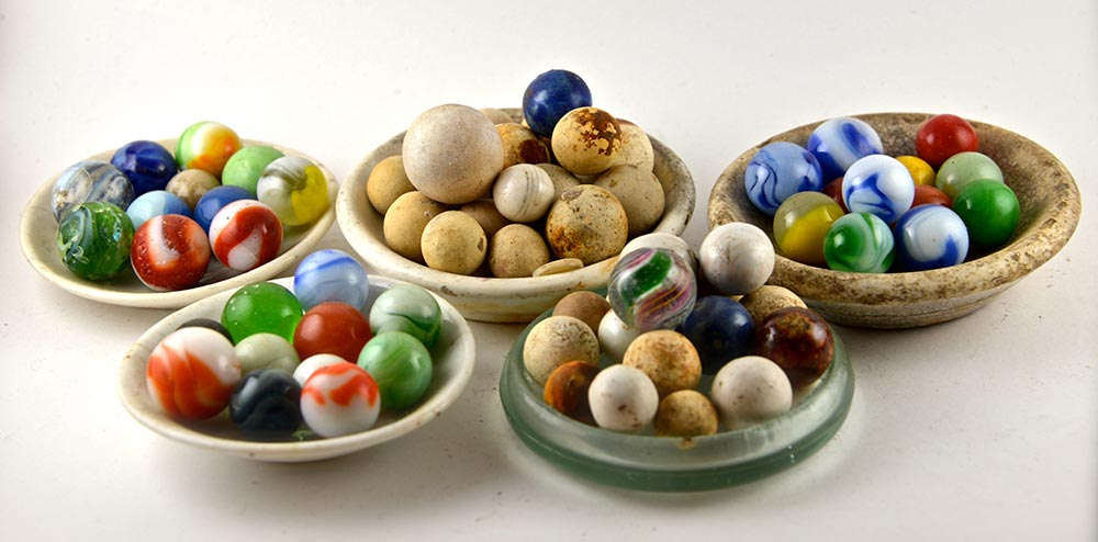 Dug-Marbles-Collection