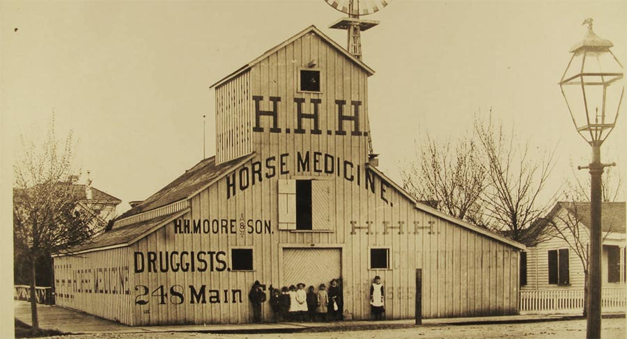 HHH Horse Medicine Factory