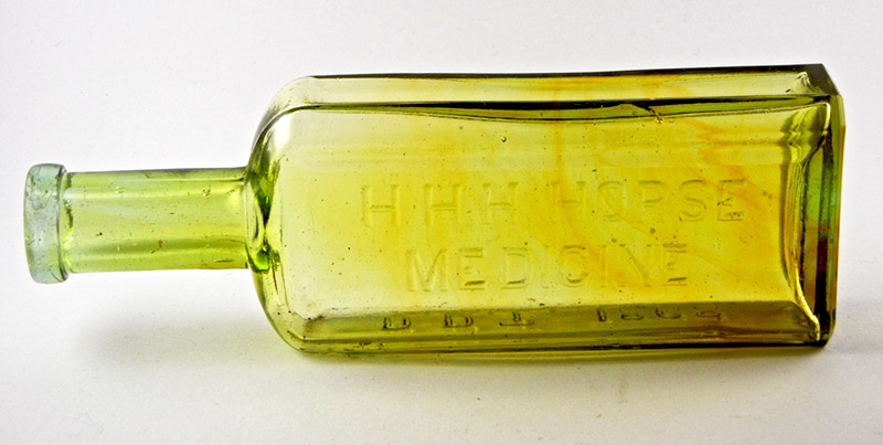 Yellow HHH Horse Medicine